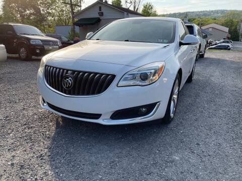 2014 Buick Regal for sale at JM Auto Sales in Shenandoah PA