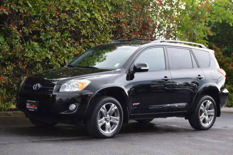 2011 Toyota RAV4 for sale at Beaverton Auto Wholesale LLC in Aloha OR