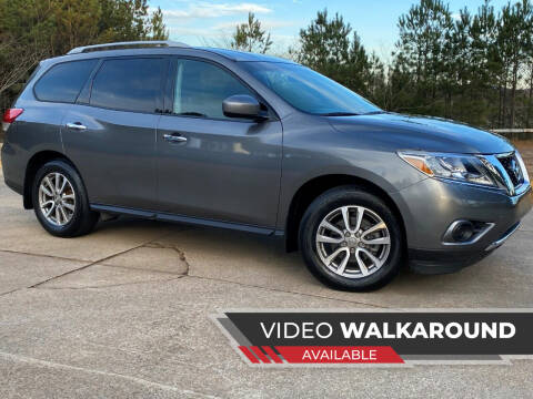 2015 Nissan Pathfinder for sale at Selective Imports in Woodstock GA
