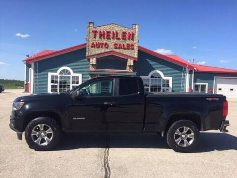 2015 Chevrolet Colorado for sale at THEILEN AUTO SALES in Clear Lake IA