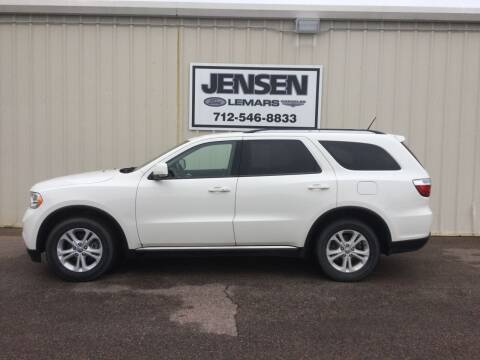 2011 Dodge Durango for sale at Jensen's Dealerships in Sioux City IA