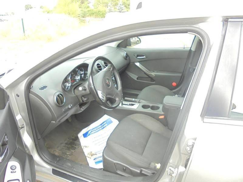 2008 Pontiac G6 GT 4dr Sedan - Ramsey MN