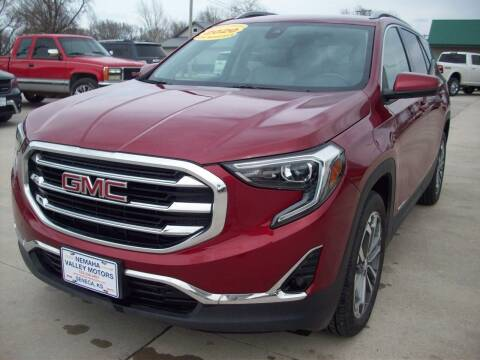 2020 GMC Terrain for sale at Nemaha Valley Motors in Seneca KS