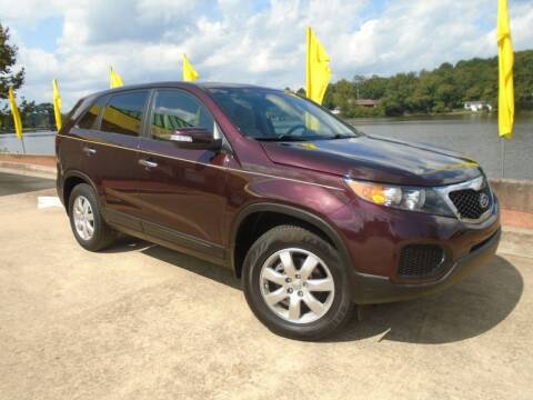 2012 Kia Sorento for sale at Lake Carroll Auto Sales in Carrollton GA