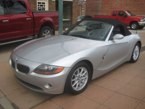 2004 BMW Z4 for sale at Theis Motor Company in Reading OH