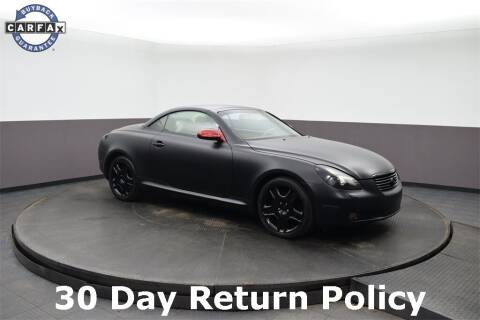 2002 Lexus SC 430 for sale at M & I Imports in Highland Park IL