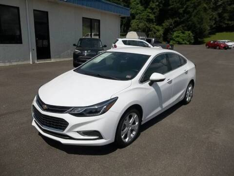 2018 Chevrolet Cruze for sale at MINK MOTOR SALES INC in Galax VA