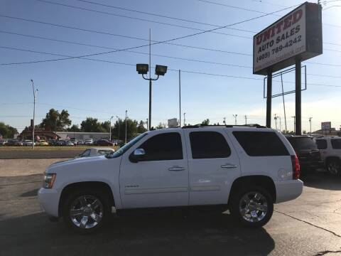2011 Chevrolet Tahoe for sale at United Auto Sales in Oklahoma City OK