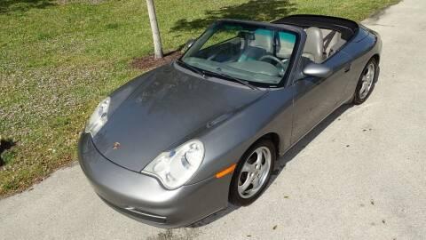2002 Porsche 911 for sale at Premier Luxury Cars in Oakland Park FL