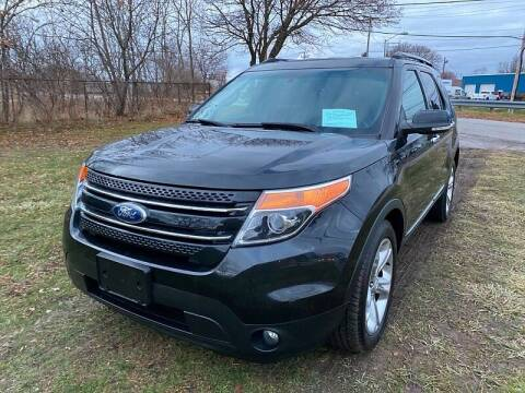 2014 Ford Explorer for sale at CItywide Auto Credit in Oregon OH