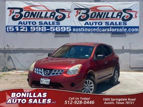 2012 Nissan Rogue for sale at Bonillas Auto Sales in Austin TX