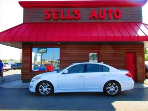2013 Hyundai Genesis for sale at Sells Auto INC in Saint Cloud MN