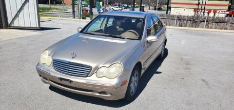 2004 Mercedes-Benz C-Class for sale at Z Motors in Chattanooga TN