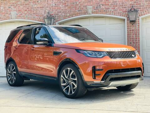 2017 Land Rover Discovery for sale at Avanesyan Motors in Orem UT