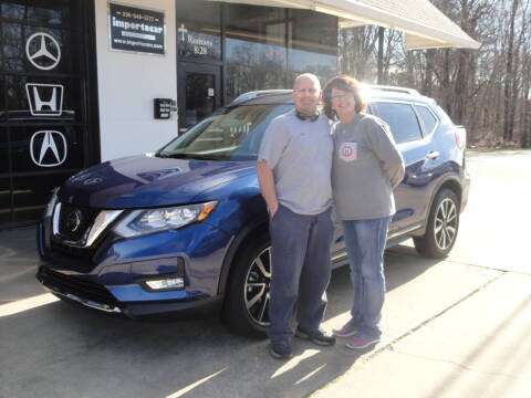 2019 Nissan Rogue for sale at importacar in Madison NC