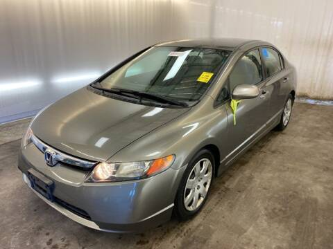2007 Honda Civic for sale at Doug Dawson Motor Sales in Mount Sterling KY