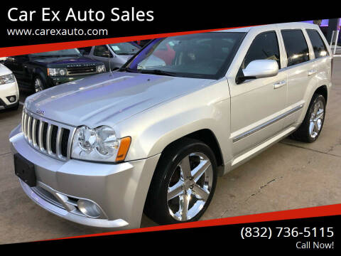 2007 Jeep Grand Cherokee for sale at Car Ex Auto Sales in Houston TX