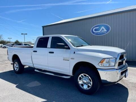2018 RAM Ram Pickup 2500 for sale at City Auto in Murfreesboro TN