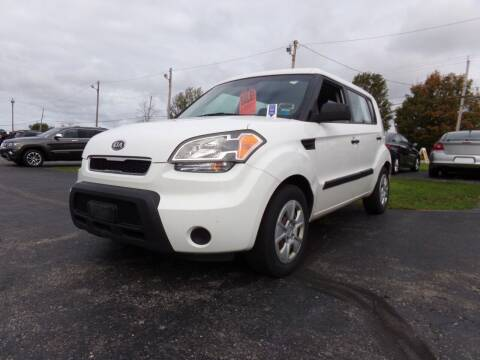 2011 Kia Soul for sale at Pool Auto Sales Inc in Spencerport NY