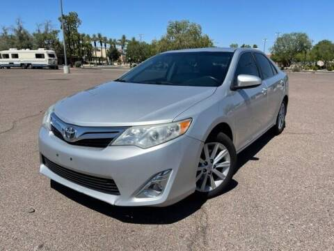 2013 Toyota Camry for sale at DR Auto Sales in Glendale AZ