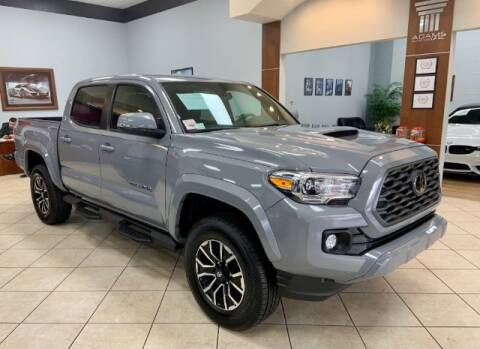 2020 Toyota Tacoma for sale at Adams Auto Group Inc. in Charlotte NC
