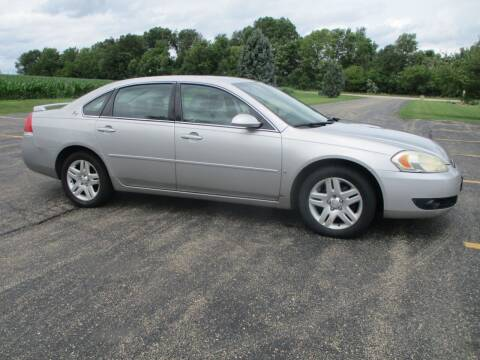 2006 Chevrolet Impala for sale at Crossroads Used Cars Inc. in Tremont IL