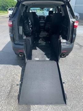 2018 Chevrolet Traverse for sale at Affordable Mobility Solutions, LLC - Mobility/Wheelchair Accessible Inventory-Wichita in Wichita KS