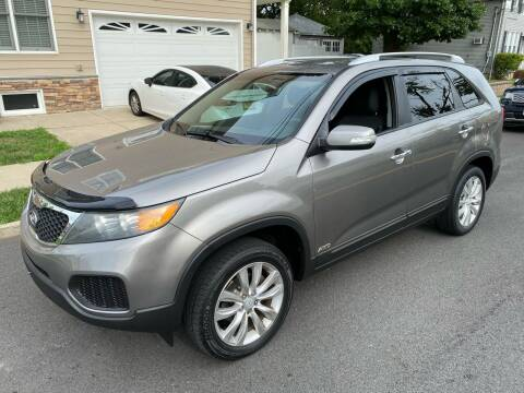 2011 Kia Sorento for sale at Jordan Auto Group in Paterson NJ