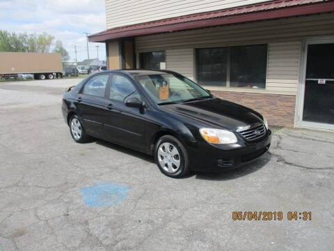 2007 Kia Spectra for sale at Settle Auto Sales TAYLOR ST. in Fort Wayne IN