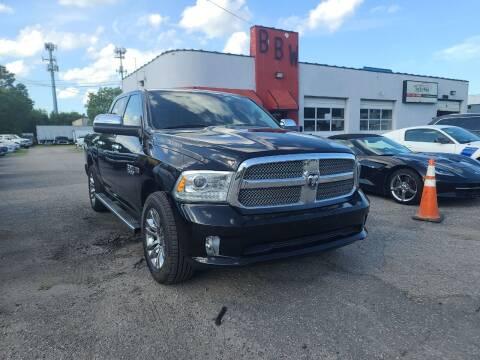 2014 RAM Ram Pickup 1500 for sale at Best Buy Wheels in Virginia Beach VA