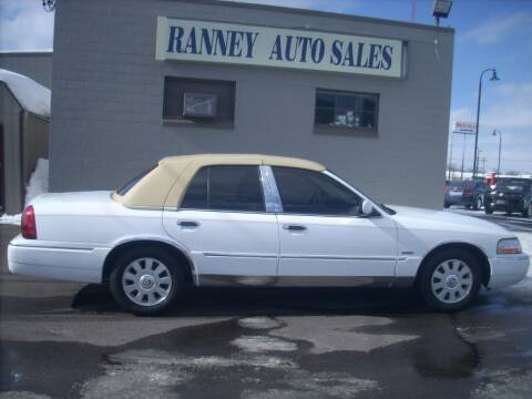 2004 Mercury Grand Marquis for sale at Ranney's Auto Sales in Eau Claire WI