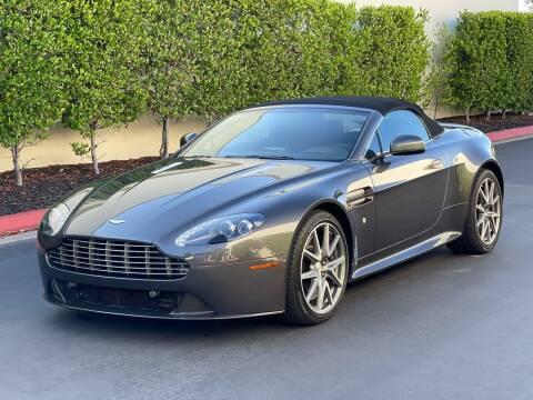 2012 Aston Martin V8 Vantage for sale at DieselIt in Laguna Hills CA