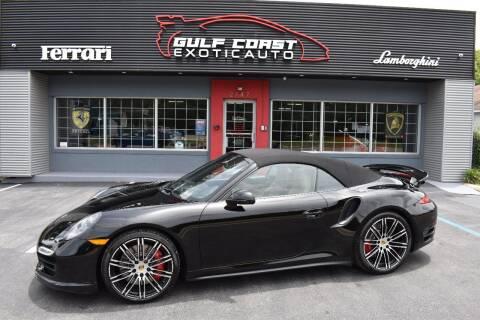 2016 Porsche 911 for sale at Gulf Coast Exotic Auto in Biloxi MS