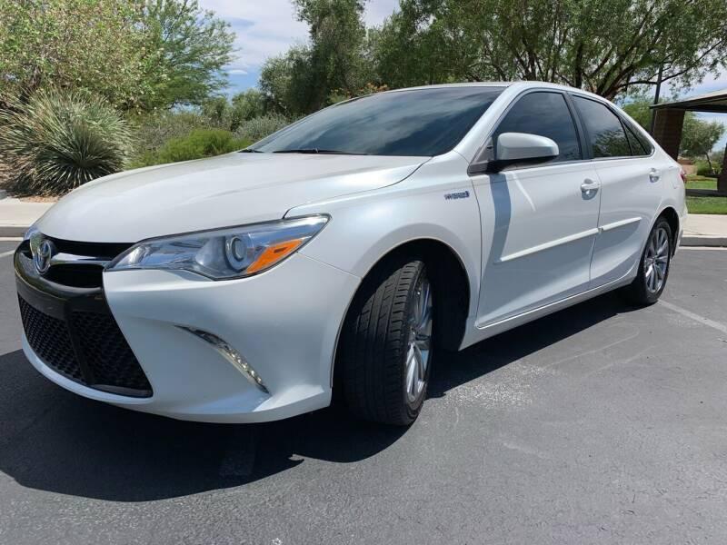 2016 Toyota Camry Hybrid for sale at Boktor Motors in Las Vegas NV