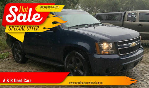 2011 Chevrolet Tahoe for sale at A & R Used Cars in Clayton NJ