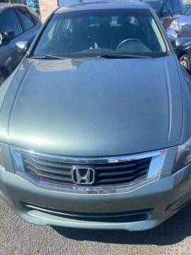 2008 Honda Accord for sale at Whiting Motors in Plainville CT