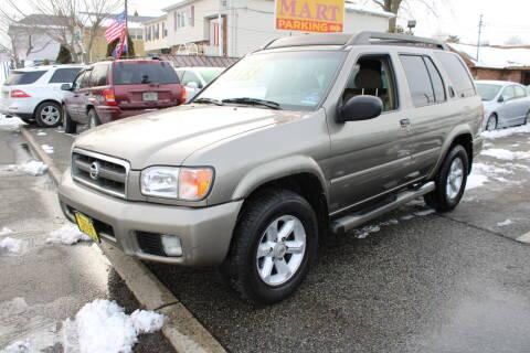 2003 Nissan Pathfinder for sale at Lodi Auto Mart in Lodi NJ