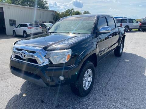 2013 Toyota Tacoma for sale at Brewster Used Cars in Anderson SC