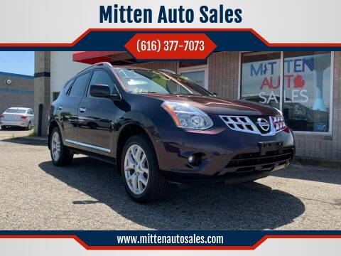 2011 Nissan Rogue for sale at Mitten Auto Sales in Holland MI