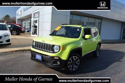 2018 Jeep Renegade for sale at RDM CAR BUYING EXPERIENCE in Gurnee IL