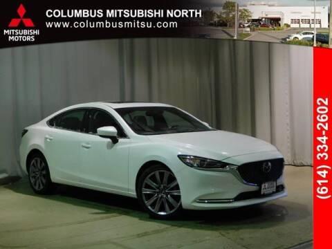 2018 Mazda MAZDA6 for sale at Auto Center of Columbus - Columbus Mitsubishi North in Columbus OH