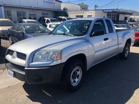 2007 Mitsubishi Raider for sale at Ricos Auto Sales in Escondido CA
