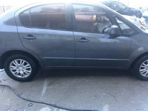 2012 Suzuki SX4 for sale at Car Super Center in Fort Worth TX
