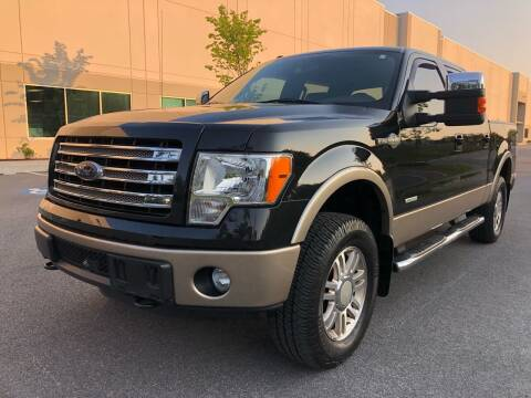 2013 Ford F-150 for sale at Crestwood Auto Center in Richmond VA