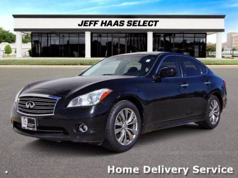 2013 Infiniti M37 for sale at JEFF HAAS MAZDA in Houston TX