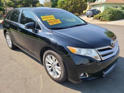 2014 Toyota Venza for sale at CAR CITY SALES in La Crescenta CA