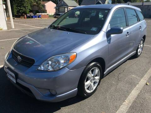 2008 Toyota Matrix for sale at EZ Auto Sales , Inc in Edison NJ