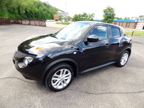 2011 Nissan JUKE for sale at Chris's Century Car Company in Saint Paul MN