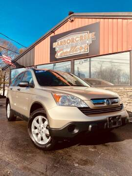 2009 Honda CR-V for sale at Harborcreek Auto Gallery in Harborcreek PA