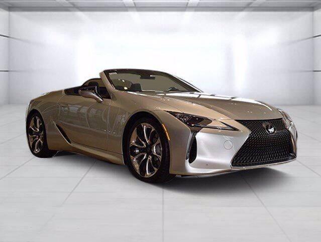 2021 Lexus LC 500 Convertible for sale in Fort Wayne, IN